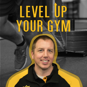 level up your gym owner Joe Hashey